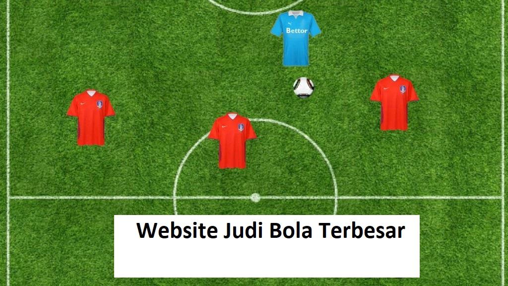 Website Judi Bola Terbesar