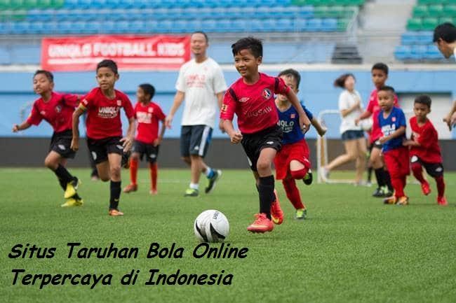 Situs Taruhan Bola Online Terpercaya di Indonesia