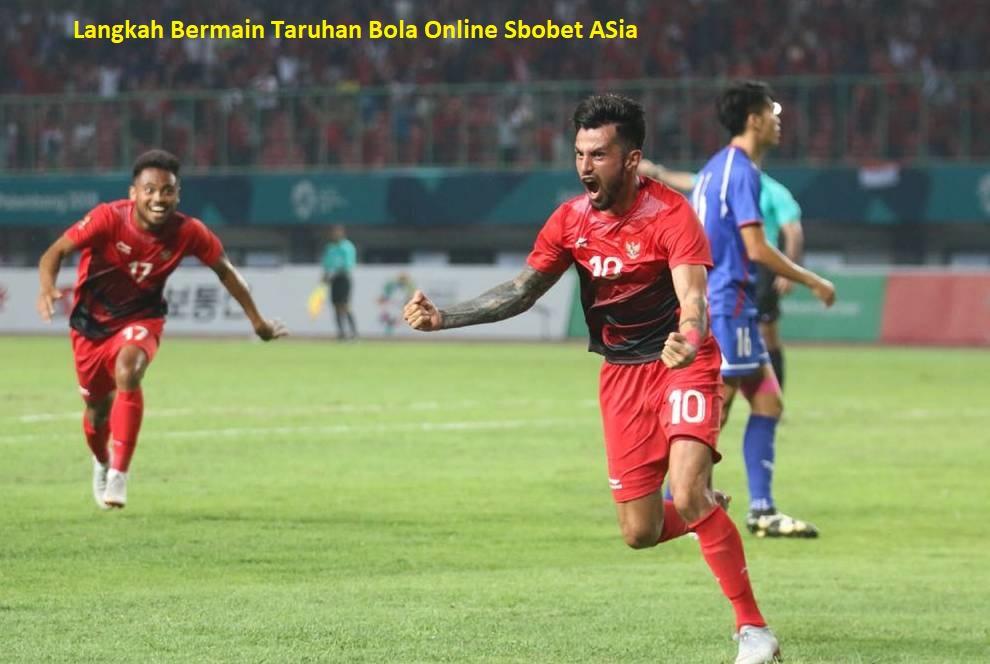 Langkah Bermain Taruhan Bola Online Sbobet ASia